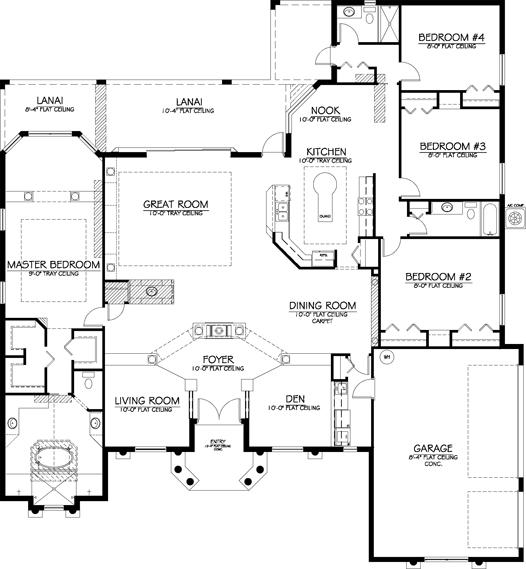 Index of images 15 dream custom don valencia for Custom design house plans