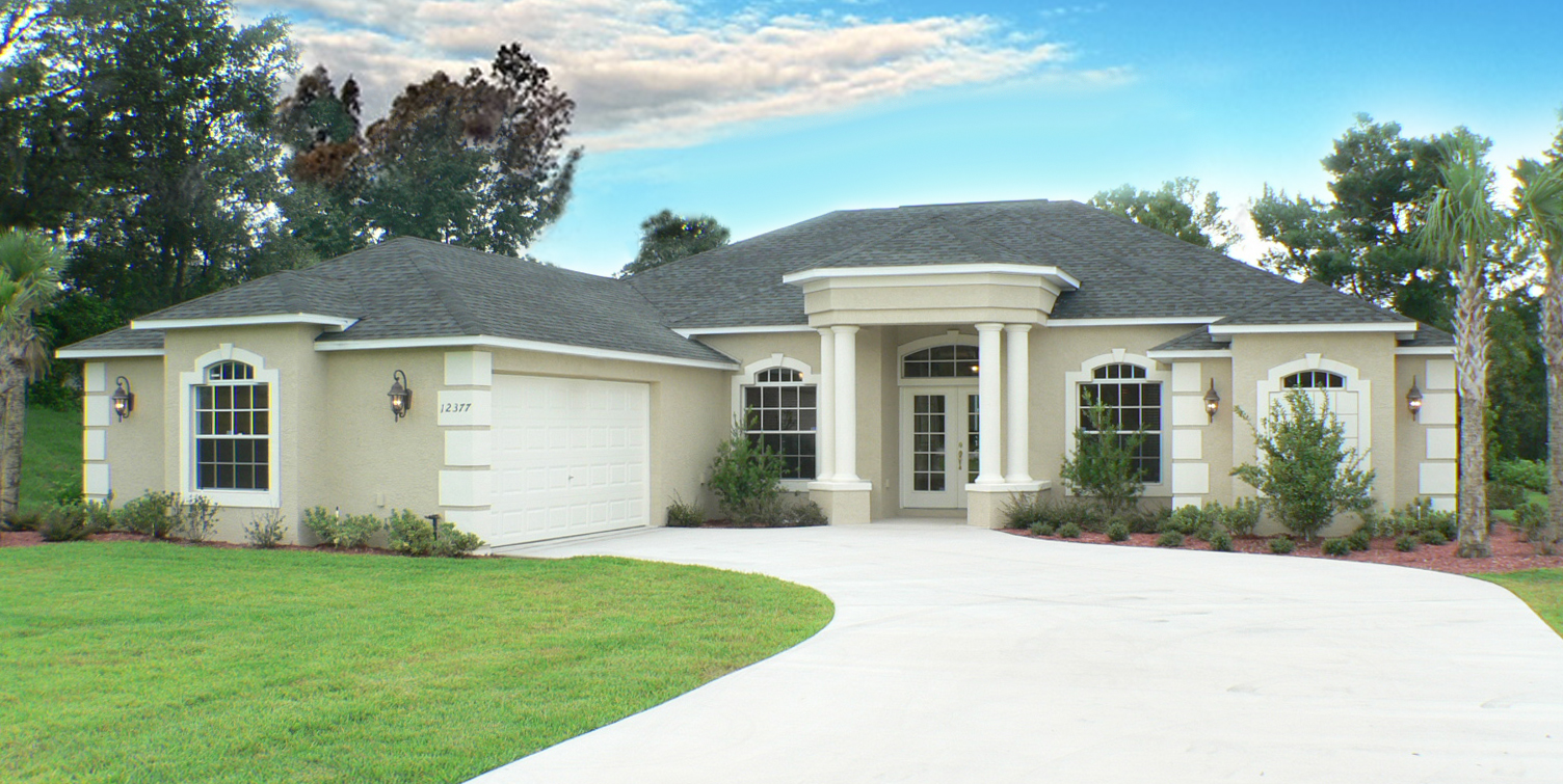 Dream custom homes don calais for Dream custom homes